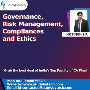 Governance, Risk Management, Compliances and Ethics