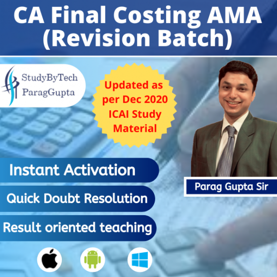 Costing Classes CA Final AMA Revision