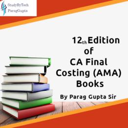 CA Final AMA Books