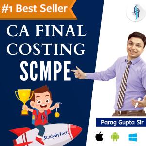 CA Final Costing(CA Final SCMPE)
